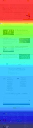 hotjar heatmap