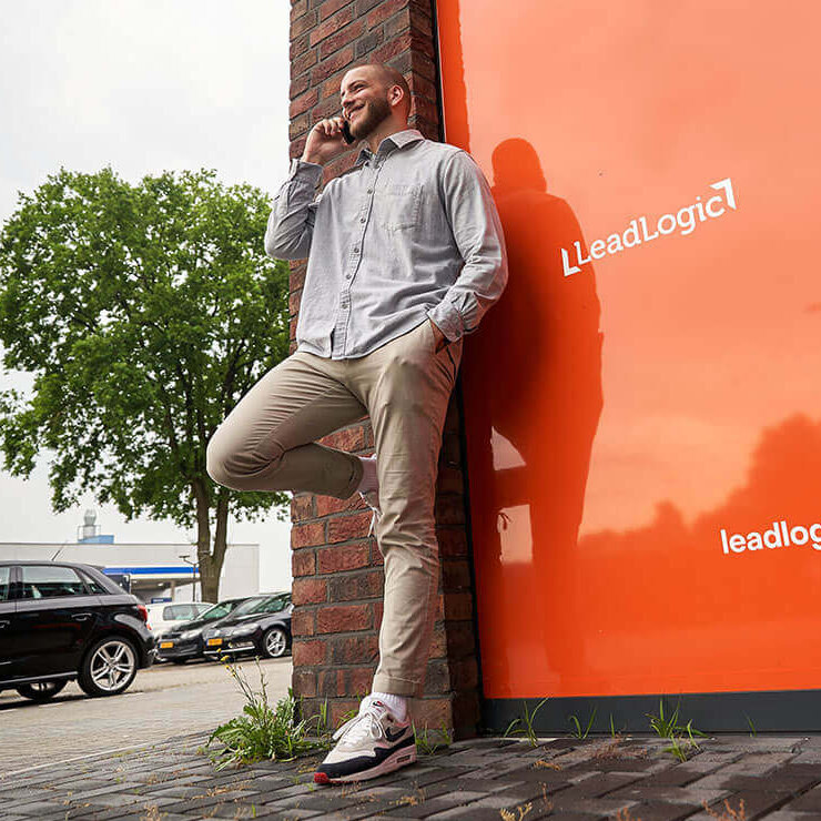 Over leadlogic - online campagne