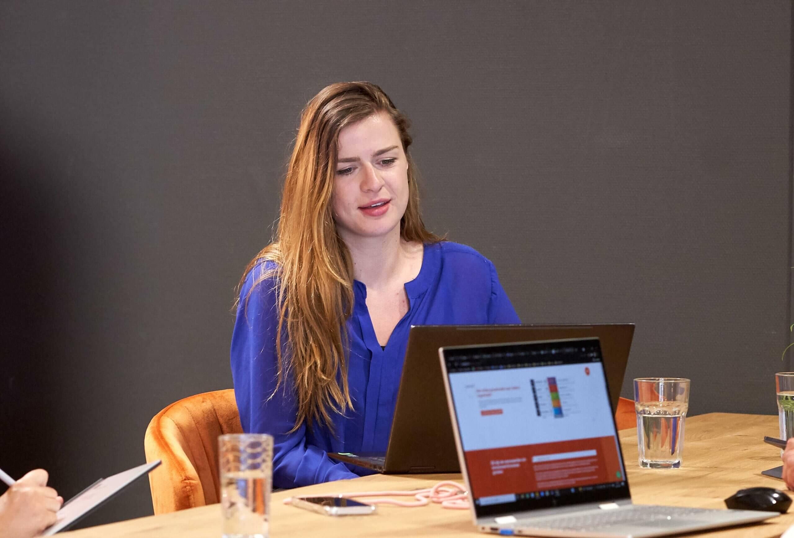 LeadLogic online marketing - Julia Offinga