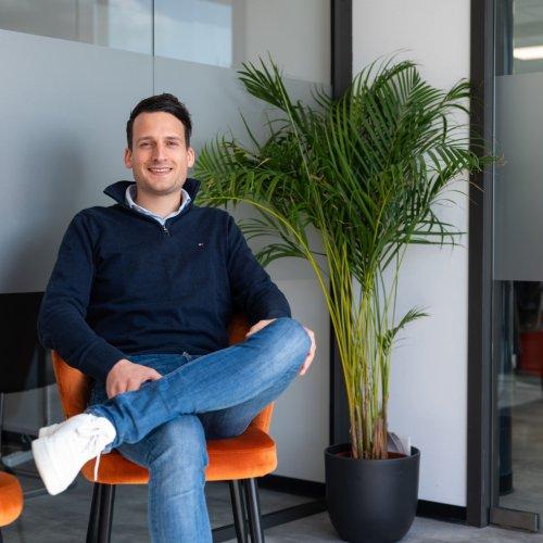 Jeroen Bos _ partner Leadinfo