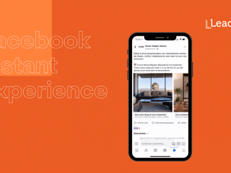 Facebook Instant Experience