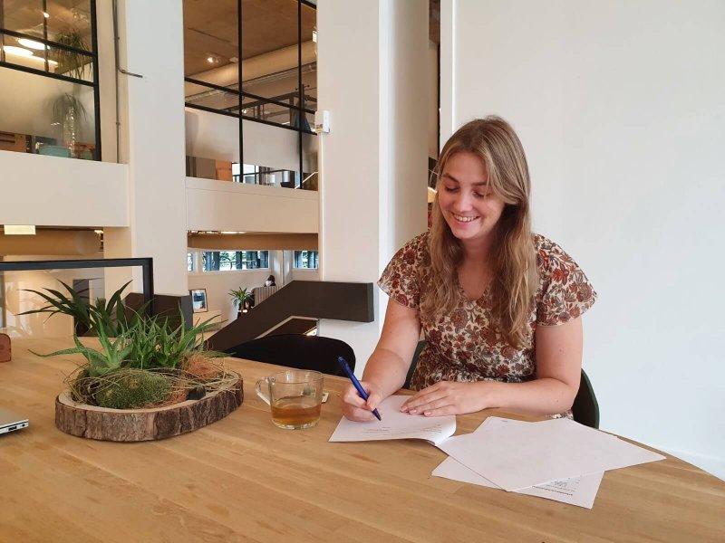 Rosalie Verkerk - Senior Digital Marketeer @ LeadLogic